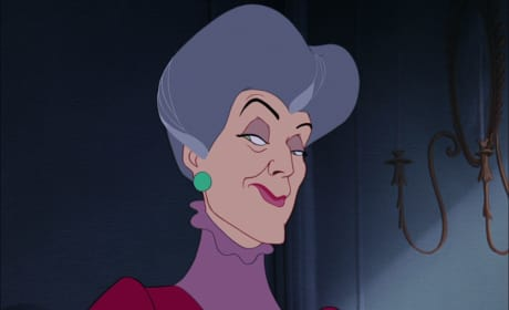 The Wicked Stepmother in Cinderella