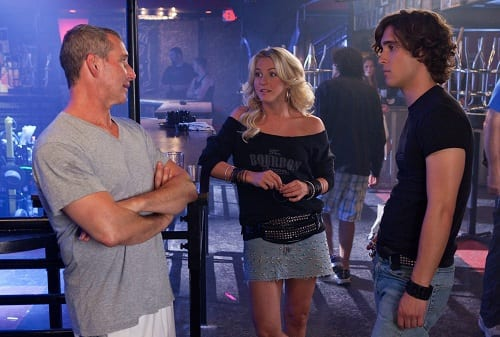 Adam Shankman Directs Rock of Ages Stars Julianne Hough and Diego Boneta