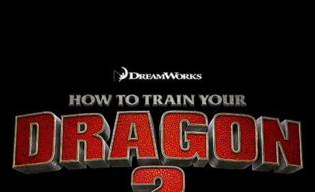 How to Train Your Dragon 2 Logo: Revealed!