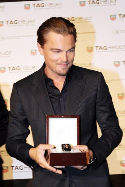 Talented Leonardo DiCaprio