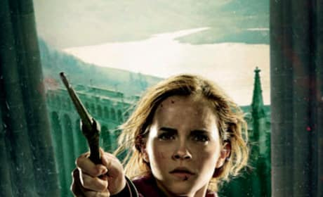 Hermione is Intense