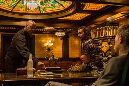 Denzel Washington Stars The Equalizer