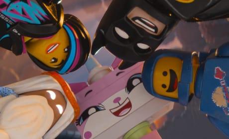 The LEGO Movie Cast