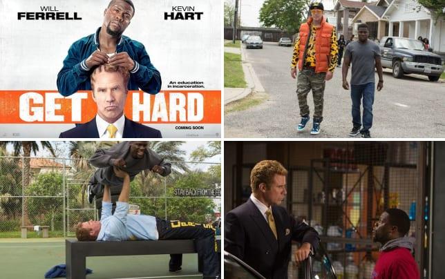 Get hard poster