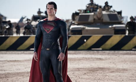 Man of Steel Featurettes Explore Superman's Abilities