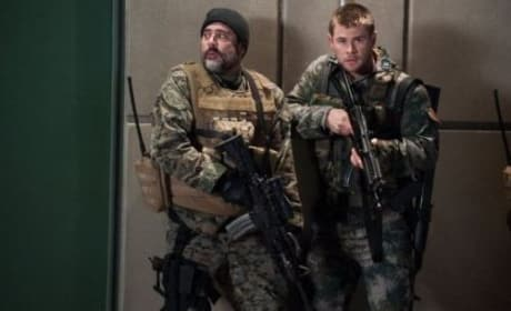 Jeffrey Dean Morgan Chris Hemsworth Red Dawn