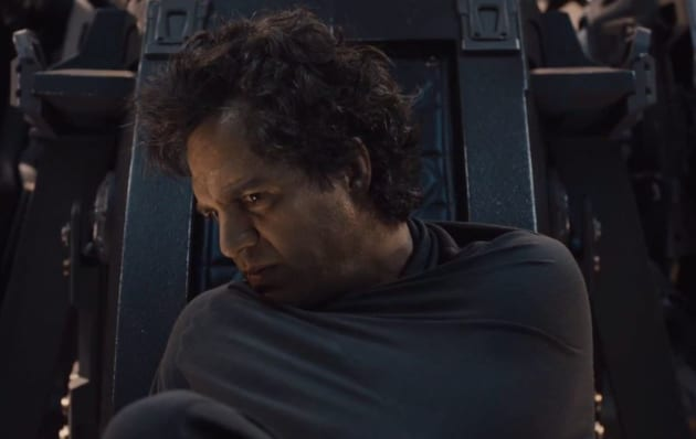 Avengers Age of Ultron Bruce Banner