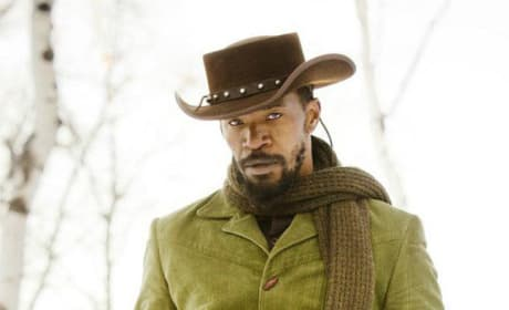 Django Unchained International Trailer Drops: Bullseye