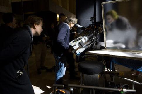 Filming The Dark Knight