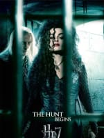 HP7 Bellatrix Full Poster