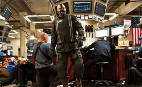 The Dark Knight Rises: Tom Hardy