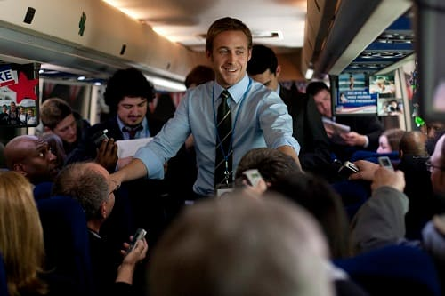 Ryan Gosling Stars in The Ides of March