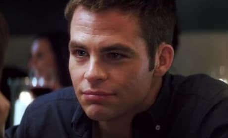 Chris Pine Stars as Jack Ryan