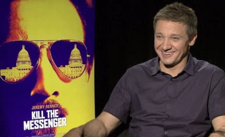 Jeremy Renner Kill the Messenger Photo