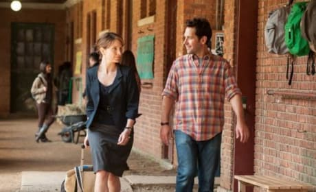 Tina Fey Paul Rudd Star in Admission
