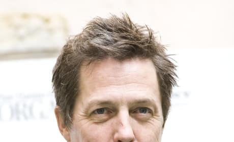 Hugh Grant Photograph