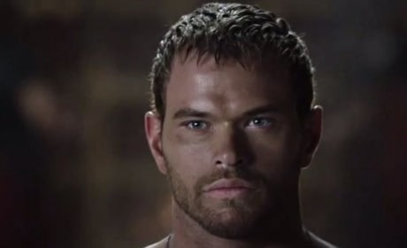 Kellan Lutz is Hercules: The Legend Begins