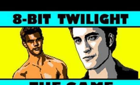 8-Bit Twilight Eclipse Interactive