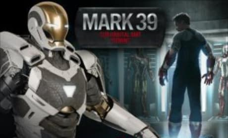 Iron Man 3 Mark 39 Suit