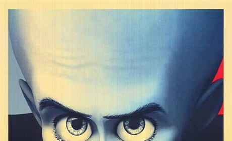 Megamind Targets Barack Obama on New Poster