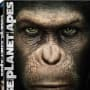 Rise of the Planet of the Apes Blu-Ray