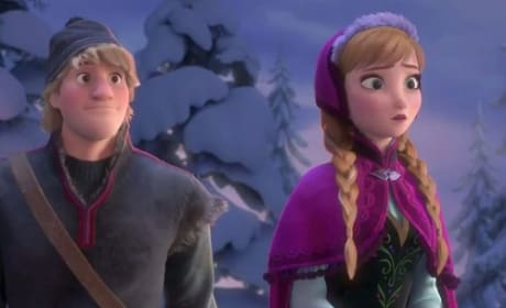 Frozen Photos - Page 2 - Movie FanaticKristen Bell And Jonathan Groff