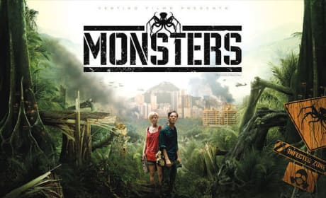 Monsters UK Quad Poster