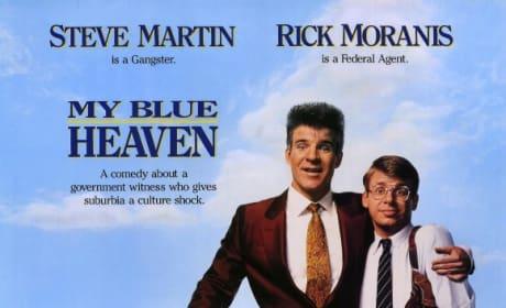 My Blu Heaven Poster