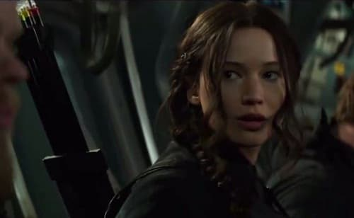 Jennifer Lawrence Katniss Mockingjay Part 1