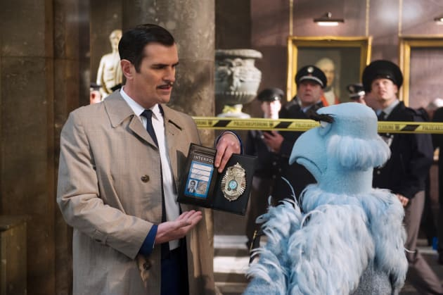 Muppets Most Wanted Photos: Tina Fey Restores Order