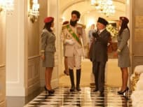 The Dictator Still: Aladeen Walks Down Hall