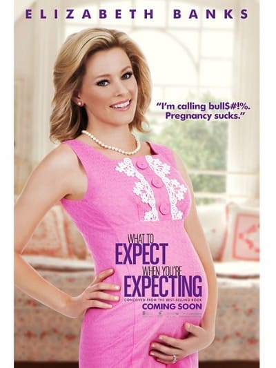 Elizabeth Banks Stars in What to Expect When You're Expecting