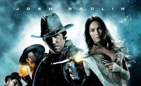 Josh Brolin and Megan Fox Get Ugly on Jonah Hex Poster