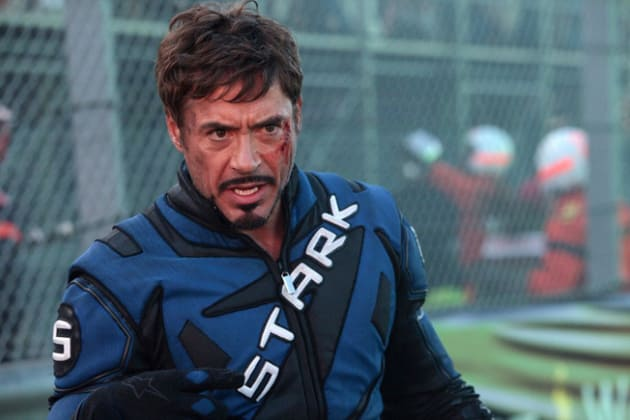 Tony Stark is Pissed