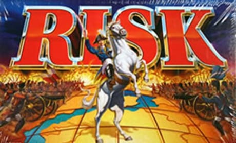 Columbia Pictures To Make Movie Based on Risk Board Game?