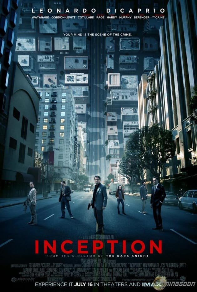 Inception Poster 3