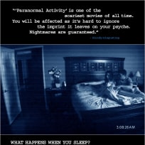 Paranormal Activity Movies
