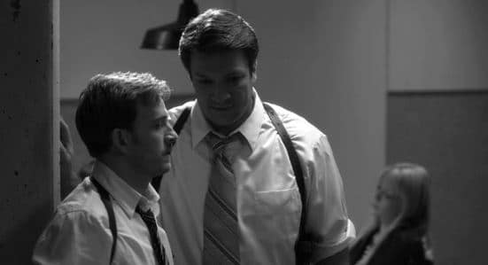 Nathan Fillion Much Ado About Nothing