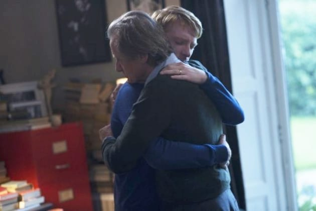 About Time Domhnall Gleeson Bill NIghy