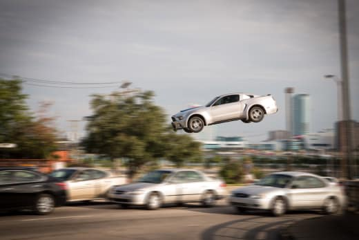 Need for Speed Stunt Photo