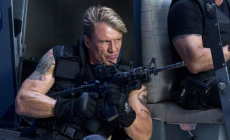 The Expendables 3 Dolph Lungren
