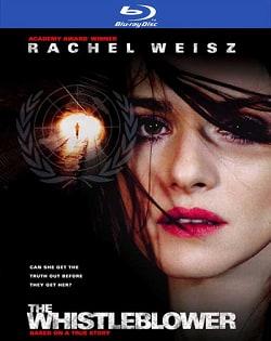The Whistleblower Blu-Ray