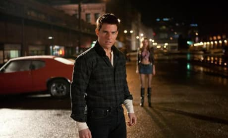 Jack Reacher Clip: Let's Get This Done