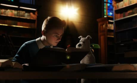 Adventures of Tintin: New Photo Released
