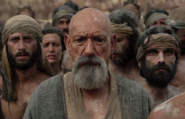 Exodus: Gods and Kings Ben Kingsley