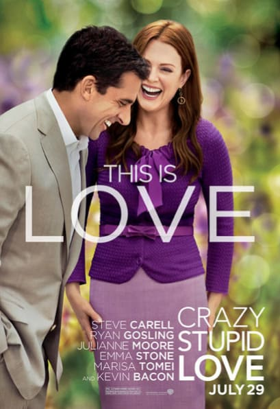 """Steve Carell and Julianne Moore are """"In Love"""""""