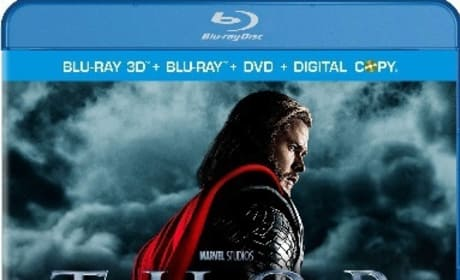 DVD Release: Thor Hammers it Home