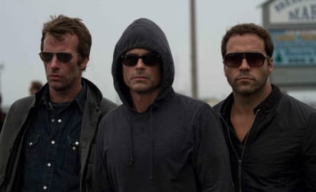 Rob Lowe and Jeremy Piven Are Melting: The Movie Fanatic Interview