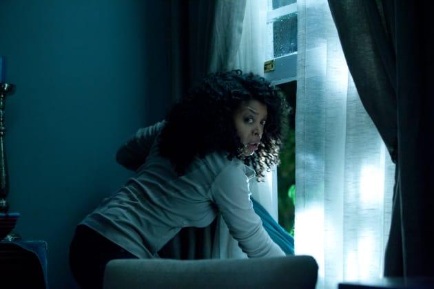 Taraji P. Henson Fears For Her Life