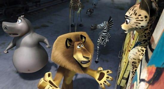Cast of Madagascar 3